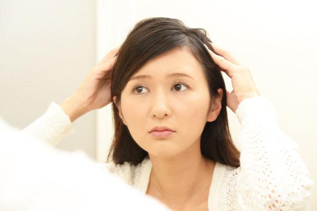 女性の薄毛の種類